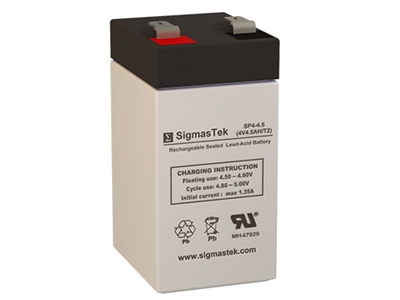 4V/4.5AH | Sealed Lead Acid Battery | Pro Battery Specialists