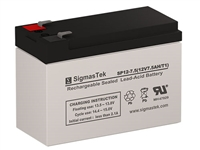 GE Security 60-680 Replacement Security Alarm Battery | 12V/22 AH | Sealed Lead Acid Battery | Pro Battery Specialists