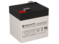 Elsar 2304 Replacement Emergency Light Battery | 6V/1AH | Sealed Lead Acid Battery | Pro Battery Specialists