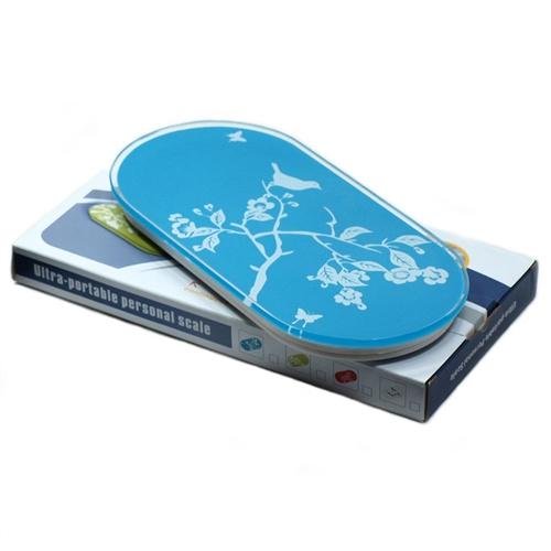 digital bathroom scale 180 kg / 396 lbs compact portable personal