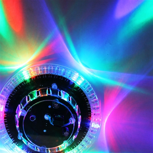 48 LEDs RGB Rotating Stage Lighting Bar Party DJ Light Effects Activated (Clear)  sc 1 st  anyvolume & 48 LEDs RGB Rotating Stage Lighting Bar Party DJ Light Effects ... azcodes.com