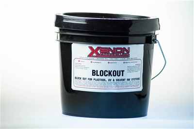 Screen Blockout WR  (for water based ink)