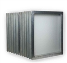 "Aluminum Screen with 200 White Dyed 20"" x 24"""
