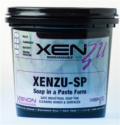 XENZU-SP Biodegradable Printing Shop Hand Soap