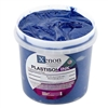 Royal Blue Glitter Screen Printing Ink