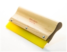 Wood Screen Printing Squeegee 90 Durometer - (By The Inch)