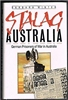 Stalag Australia. German Prisoners of War. Winter.