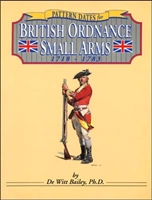 Pattern Dates for British Ordnance Small Arms. 1718-1783. Bailey