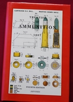 Treatise On Ammunition. 1887