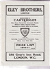 Eley Brothers, Limited, 1910-11.