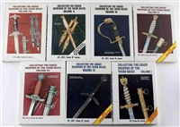 'Collecting The Edged Weapons Of The Third Reich. (Volumes 1-8). Johnson.
