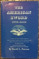 The American Sword 1775-1945. Peterson.