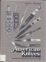 American Knives. The First History and Collectors' Guide. eterson.