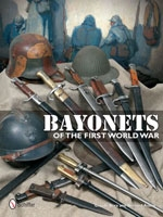 Bayonets of the First World War. Bera, Aubry