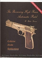 The Browning High Power Automatic Pistol. Stevens