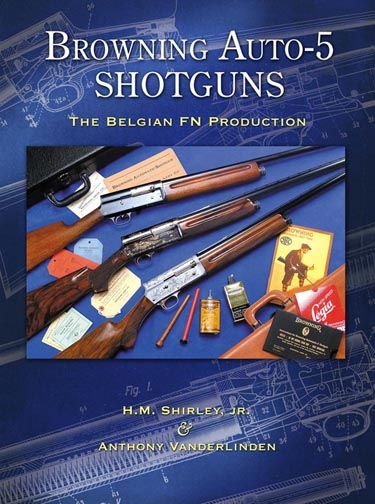 Browning Auto-5 Shotguns  Shirley, Vanderlinden