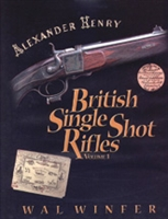 British Single Shot Rifle. Alexander Henry. Winfer. V.1