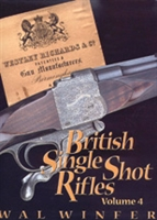 British Single Shot Rifle. Westley Richards. Winfer Vol 4