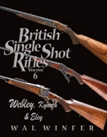 British Single Shot Rifle. Webley, Kynoch & Eley. Winfer