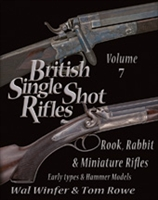British Single Shot Rifle. Rook, Rabbit and Miniature Rifles. Winfer, Rowe.