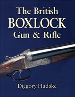 British Boxlock Gun and Rifle. Hadoke