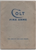 Colt Revolver and Automatic Pistol Sales Catalogue and Price List. 1938