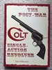 The Post-War Colt Single Action Revolver. Wilkerson