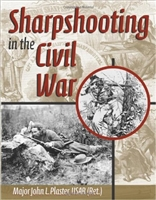 Sharpshooting in the Civil War. Plaster