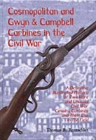 Cosmopolitan and Gwyn and Campbell Carbines in the Civil War.  Rentscher