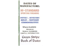 Dates of Manufacture. Hi Standard