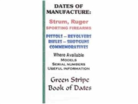 Dates of Manufacture. Sturm Ruger