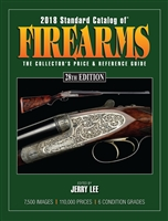 2018 Standard Catalogue of Firearms. Lee.