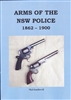 Arms of the NSW Police. 1862 - 1900. Southwell