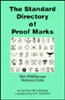 Standard Directory of Proof Marks. Wirnsberger.