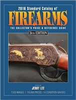 Standard Catalogue of Firearms 2016 Edn. Lee