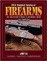 Standard Catalogue of Firearms 2015 25th Edition