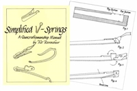 Simplified V Springs. Ravenshear