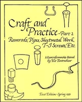 Craft and Practice: Part 2 . A Gun craftsmanship Manual. Ravenshear