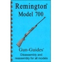 Gun-Guides Assembly / Disassembly Remington 700 Rifles.