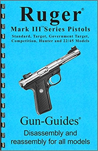 gun guides assembly disassembly ruger mark 111 rh bundukibooks com au