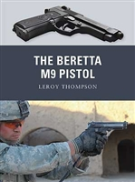Beretta M9 Pistol. Thompson.