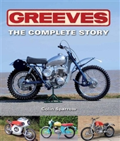 Greeves: The Complete Story. Sparrow.