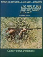 US Rifle M14 - from John Garand to the M21. Stevens.
