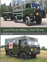 Land Rover Military One-Tonne. Taylor