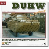 DUKW in Detail. Koran, Mostek.