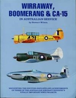 Wirraway, Boomerang and CA-15 in Australian Service. Wilson