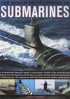 The Illustrated World Guide To Submarines: Parker