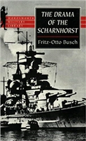 The Drama of the Scharnhorst. Busch.