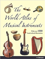 The World Atlas of Musical Instruments. Ullmann.