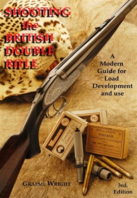 Shooting the British Double Rifle. Wright